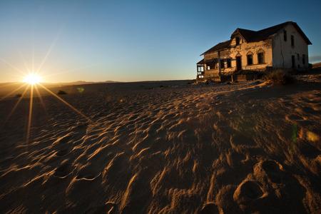 abandoned: Abandon house Stock Photo