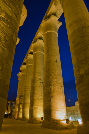Luxor Temple photo