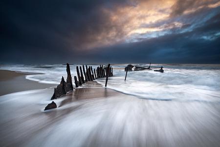 estuary: SS Dicky