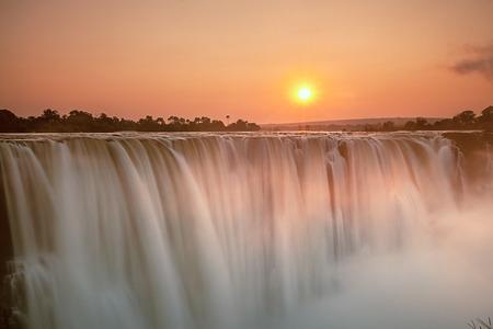 zimbabwe: Victoria falls