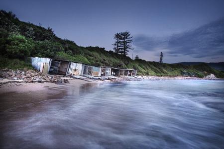 sheds: Boat sheds
