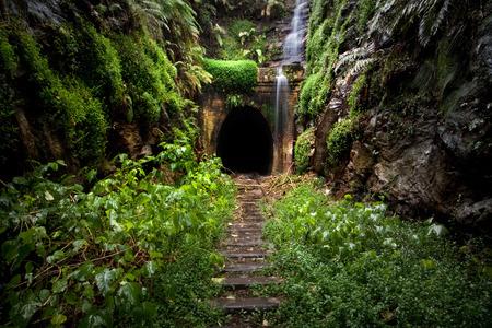 hidden tunnel