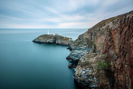 costal: Holy head Light House