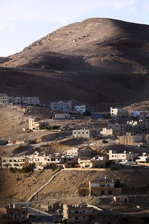 musa: Wadi Musa Stock Photo