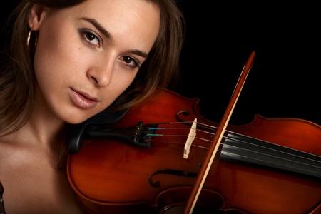 violinist photo