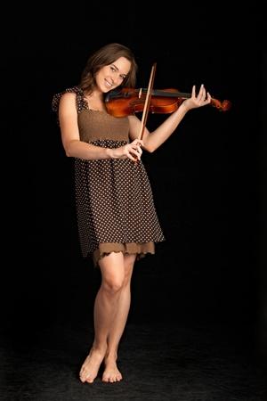 violinist Stock Photo - 8827798