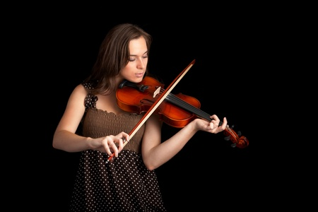 violinist Stock Photo - 8816047