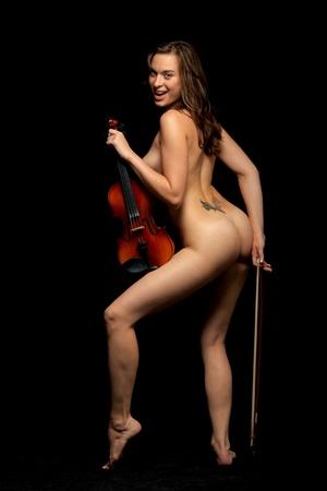 violinist Stock Photo - 8815030