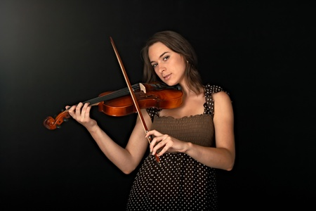 violinist Stock Photo - 8847040