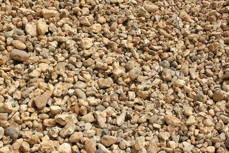 sand pit: stones of a sand pit on full page