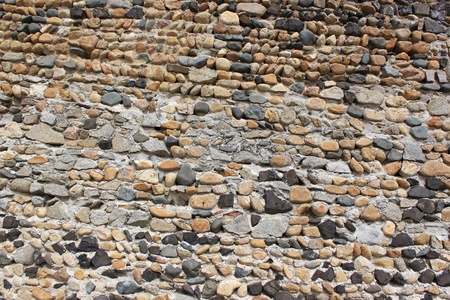 hone: Stone wall for construction and the real restoration