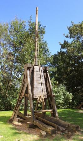 catapults: photo antique d