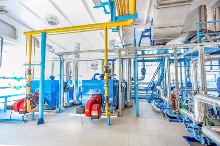tubi dell'acqua idraulica costruzione in fabbrica
