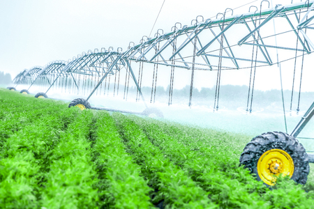 Agriculture irrigation machine