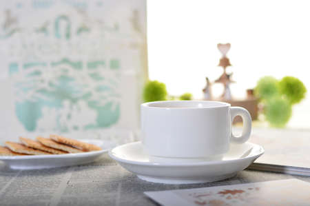 leisurely: A leisurely afternoon tea