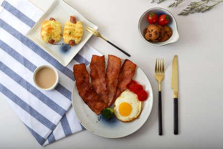 sunnyside: Delicious breakfast