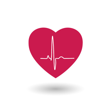 heart rate: Heart rate and pulse Illustration
