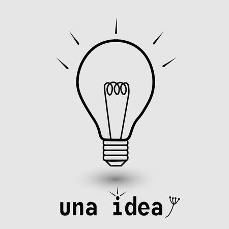 idea illustration Illusztráció