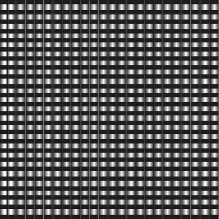 convexity: Black and white background Picture is geometric background in two colors black and white with not identical squares and quadrangles