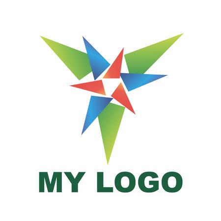 Creative logo for your company Beautiful logo for your company for design and brand. Ilustrace