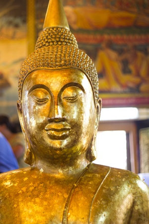 scruples: Buddha statue of Thailand