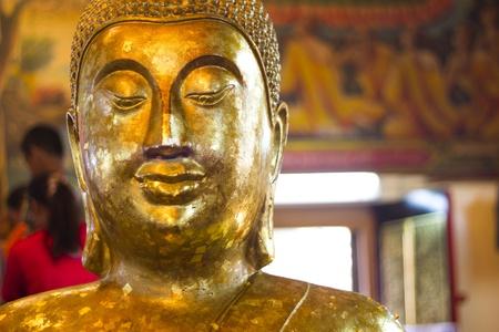 scruples: Buddha statue of Thailand