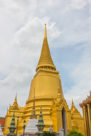 scruples: temples of Thailand Stock Photo
