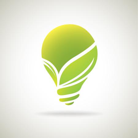 and bracing: Eco idea icon