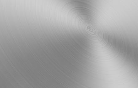 Metal, stainless steel texture background Standard-Bild