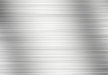 metal, acero inoxidable textura de fondo Foto de archivo