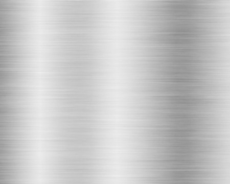 chrome metal: Metal background or texture of brushed steel plate
