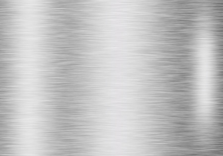 Geborsteld metalen textuur abstracte achtergrond Stockfoto
