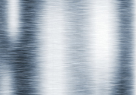 Metal background or texture of brushed steel plate with reflections Iron plate Stok Fotoğraf - 42105148
