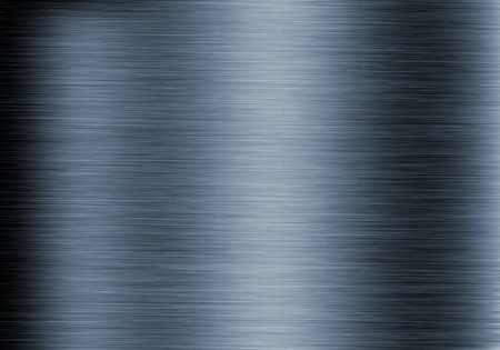 silver metal: Metal background or texture of brushed steel plate with reflections Iron plate Stock Photo