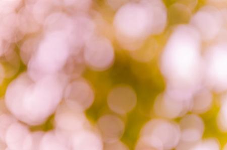 celebrat: bright pink bokeh from nature Stock Photo