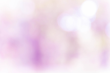 Violet purple bokeh out of focus background Stockfoto