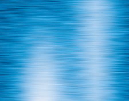 Blue metal background Stock Photo