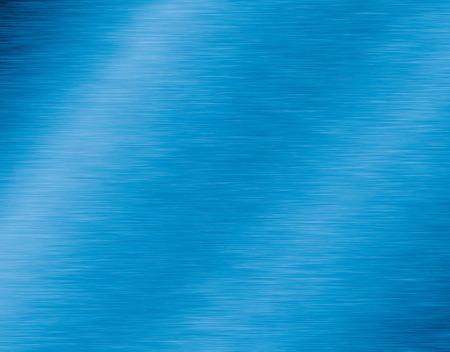 Blue metal texture Stock Photo