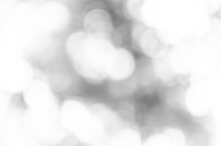Black and White bokeh out of focus background from nature Standard-Bild