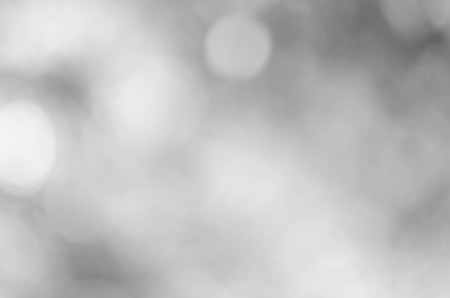Gray bokeh blurred abstract for background Standard-Bild