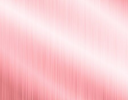 rose gold metal abstract background