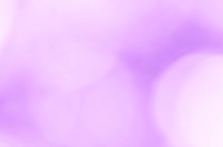 Violet light bokeh blur nature background Standard-Bild - 145245230