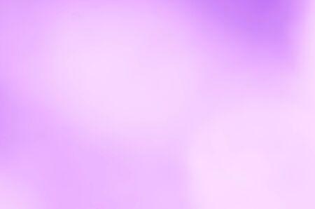 Violet light bokeh blur nature background Standard-Bild - 145245232