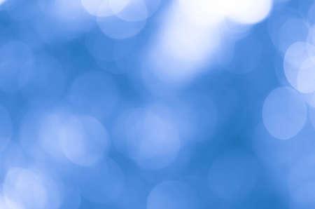 Blue tone bokeh background blur soft Zdjęcie Seryjne