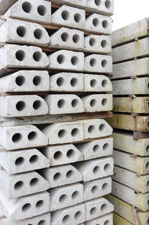 precast: Precast concrete