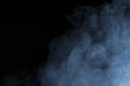textured effect: Abstract Smoke and Fog background