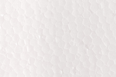 fragile industry: Polystyrene white foam texture background
