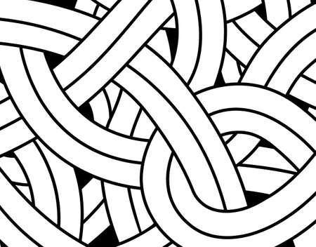 Wave line abstract background. vector illustration
