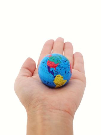 el mundo en tus manos: todo el mundo en sus manos