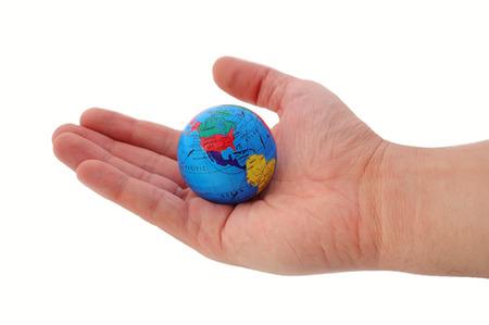 el mundo en tus manos: Todo el mundo en sus manos. Viaje o el concepto de la ecolog�a